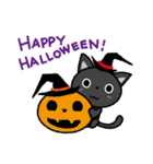 黒猫いわし(個別スタンプ:30)