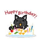 黒猫いわし(個別スタンプ:31)