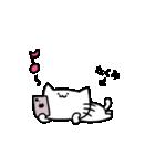 たくみスタンプ2(ネコくん)(個別スタンプ:04)