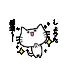 しょうたスタンプ2(ネコくん)(個別スタンプ:13)