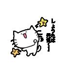 しょうたスタンプ2(ネコくん)(個別スタンプ:17)