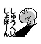 【しゅうへい】専用(個別スタンプ:13)