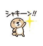 動け!突撃!ラッコさん5(個別スタンプ:10)