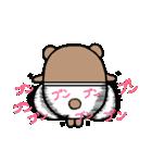 ブリーフなクマ(個別スタンプ:09)