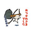 動く年賀状2018~あけおめイヌ~(個別スタンプ:03)