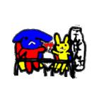 うさぎレンジャー(個別スタンプ:03)