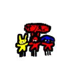 うさぎレンジャー(個別スタンプ:05)