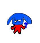 うさぎレンジャー(個別スタンプ:09)