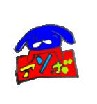 うさぎレンジャー(個別スタンプ:16)