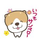 ペロ助3〜マロといっしょ〜(個別スタンプ:01)