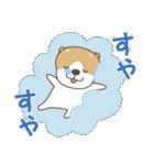 ペロ助3〜マロといっしょ〜(個別スタンプ:32)