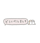 Small Type Shih-Tzu(個別スタンプ:10)