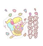 妖精の敬語スタンプ(個別スタンプ:12)
