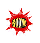 うさぎ爆弾(個別スタンプ:23)