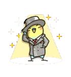 インコちゃん日常パック2(個別スタンプ:40)