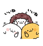 まるもっち【冬】(個別スタンプ:17)