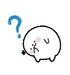 まるもっち【冬】(個別スタンプ:22)