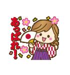 【動く♥】お祝い×お正月おめでとうパック(個別スタンプ:16)