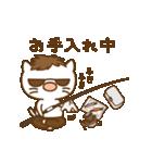渋め猫のKさん<日常用シンプルスタンプ>(個別スタンプ:18)