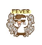 渋め猫のKさん<日常用シンプルスタンプ>(個別スタンプ:28)