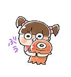 ゆる〜り♪モンスターズ・インク(個別スタンプ:06)