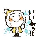 まるぴ★の冬(個別スタンプ:21)