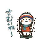 柴犬「まるちゃん」活躍の戌年!!(個別スタンプ:04)