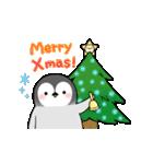 動く!ペンギンきょうだい(個別スタンプ:24)