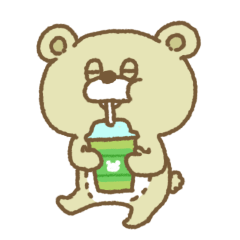 Crazy Sweets Bear 2