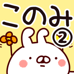 【このみ】専用2