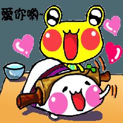 まちカエル -料理の料理-Nikky
