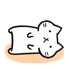 Ato's 消極的なネコさん【ato10396】