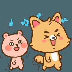 Demi Puppy - dance