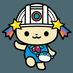 しょさまる・初山別村イメージキャラクター