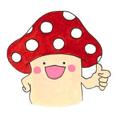 Daily life of mushrooms ~Chinese version