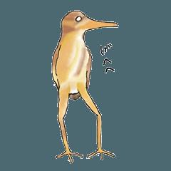 [LINEスタンプ] 鳥さんたち