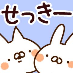 【せっきー】専用