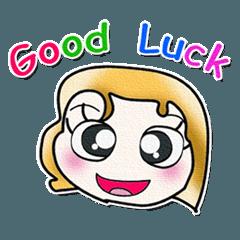 ..Miss. Sakura.. Good Luck!!