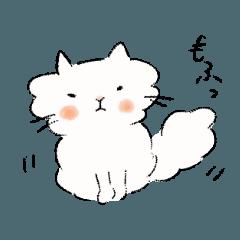 [LINEスタンプ] にゃんともいえにゃい猫スタンプ