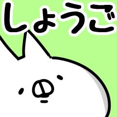 【しょうご】専用