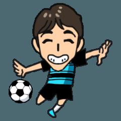 サッカーBOY 鈴木くん