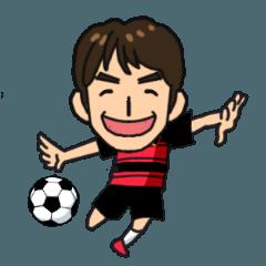 サッカーBOY 山田くん