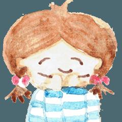 Lullaby Cute Girl