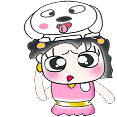 >>Miss. Maki. Love Dog..^^