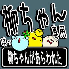 ★柳ちゃん★専用