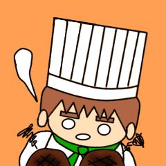 ぽっちゃりパン屋さん