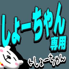 ★しょーちゃん★専用(あだ名)