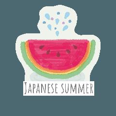 日本の夏(Japanese summer2017)
