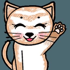 lisaのかわいい猫2