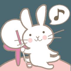 ウサギちゃんゴルフ